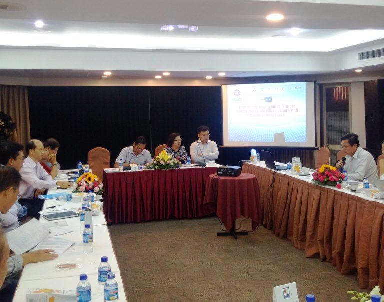Nhóm liên kết 04 tỉnh ABCD Mekong: Tích cực chuẩn bị tổ chức Diễn đàn Mekong Connect 2017 và thành lập Nhóm nghiên cứu ABCD Mekong