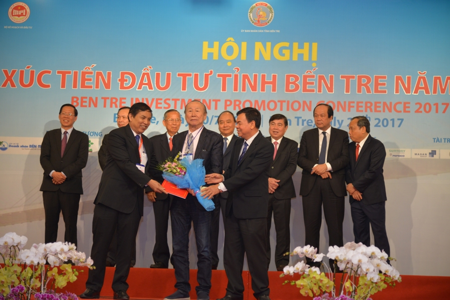 Triển vọng thu hút đầu tư vào tỉnh Bến Tre năm 2018